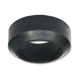 """Picture of TOILET TANK GASKET - 3"""" WIDE X 1-55/64"""" HOLE X 1-1/2"""" HIGH"""