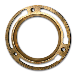 "Picture of 4"" METAL CLOSET FLANGE"