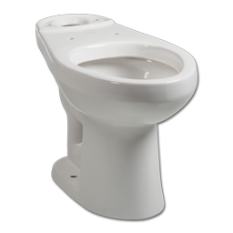 Picture of BRIGGS WHITE ADA APPROVED TOILET BOWL