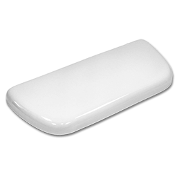 Picture of WHITEFALLS TOILET TANK LID - WHITE