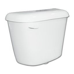 Picture of MANSFIELD ALTO 1.6 GPF TOILET TANK - WHITE