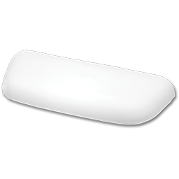 Picture of MANSFIELD 1.6 GPF TOILET TANK LID - WHITE