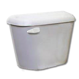 Picture of MANSFIELD 1.28 GPF TOILET TANK - WHITE