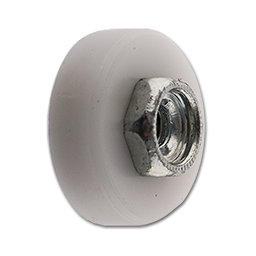 Picture of FLAT SHOWER DOOR ROLLER - 2/PK