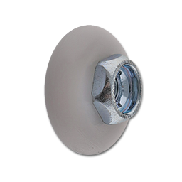 "Picture of 7/8"" OVAL SHOWER DOOR ROLLER - 2/PK"