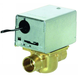 Picture of HONEYWELL ZONE VALVE 24V