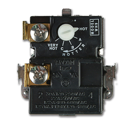 Picture of APCOM LOWER WATER HEATER THERMOSTAT - 5600-901