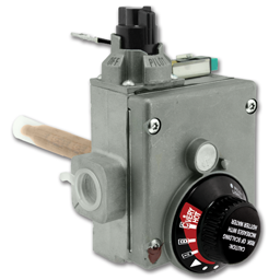 Picture of RHEEM THERMOSTAT FOR GAS WATER HEATER - SP14270G