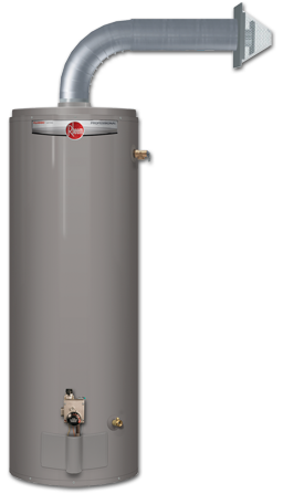 Picture of RHEEM GAS WATER HEATER 40 GALLON DIRECT VENT