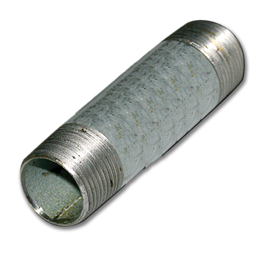 "Picture of 3/4"" X 6"" GALVANIZED NIPPLE"