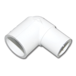 "Picture of 1/2"" PVC STREET ELBOW 90°"