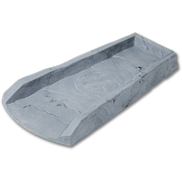Picture of SPLASH BLOCK FOR RAIN GUTTERS