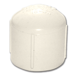 "Picture of 3/4"" CPVC SLIP CAP"