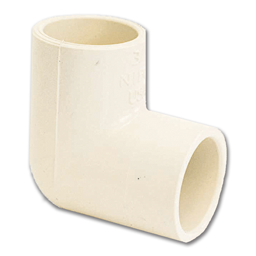 "Picture of 1/2"" CPVC SLIP X SLIP 90° ELBOW"