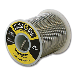 Picture of 50/50 SOLDER 50% TIN - 1 LB.