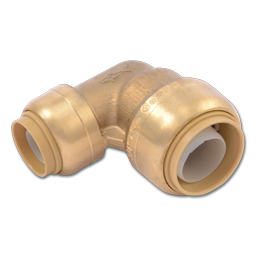 """Picture of SHARKBITE 3/4"""" X 1/2"""" REDUCER ELBOW"""