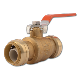 "Picture of SHARKBITE 1"" X 1"" BALL VALVE"