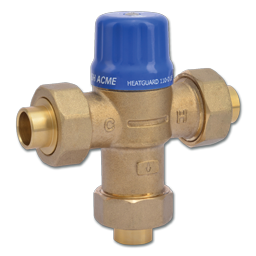 """Picture of SHARKBITE HG110-D 3/4"""" SWEAT THERMOSTATIC MIXING VALVE"""