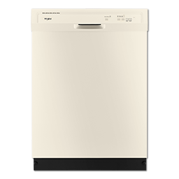 "Picture of WHIRLPOOL® 24"" DISHWASHER - BISQUE"
