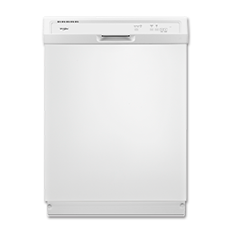 Picture of WHIRLPOOL DISHWASHER - WHITE -  WDF130PAHW