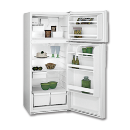 Picture of WHIRLPOOL® 18.2 CU FT TOP MOUNT REFRIGERATOR - BISQUE