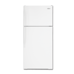 Picture of WHIRLPOOL 18 CU FT REFRIGERATOR W/ICE MAKER - WHITE - W8RXEGMWQ