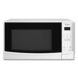 Picture of WHIRLPOOL 0.7 CU FT COUNTERTOP MICROWAVE - WHITE