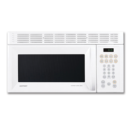 Picture of HOTPOINT OVER-THE-RANGE MICROWAVE - WHITE RVM5160DHWW