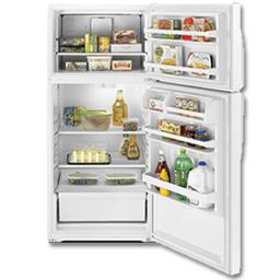 Picture of WHIRLPOOL® ENERGY STAR® 15.0 CU FT TOP MOUNT REFRIGERATOR - WHITE