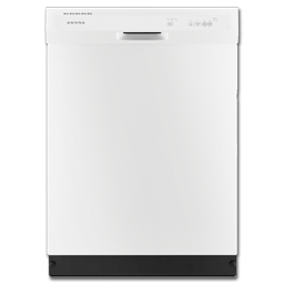 "Picture of AMANA® LARGE CAPACITY 24"" DISHWASHER - WHITE"