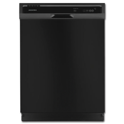 "Picture of AMANA® LARGE CAPACITY 24"" DISHWASHER - BLACK"