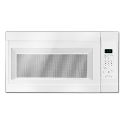 Picture of AMANA® 1.6 CU FT OVER-THE-RANGE MICROWAVE - WHITE