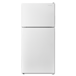 Picture of AMANA® 18.2 CU FT REFRIGERATOR - WHITE