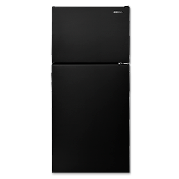 Picture of AMANA® 18.2 CU FT REFRIGERATOR - BLACK
