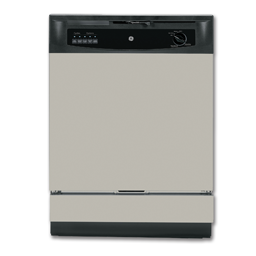 """Picture of GE® ENERGY STAR® 5 CYCLE 24"""" DISHWASHER"""