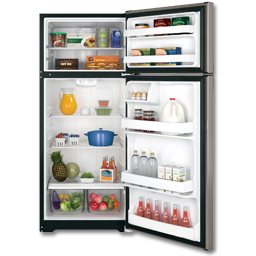 Picture of GE® ENERGY STAR® 17.5 CU FT REFRIGERATOR - SILVER