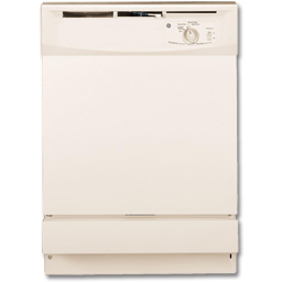 """Picture of GE® 24"""" DISHWASHER - BISQUE"""