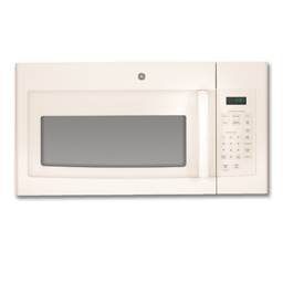 Picture of GE® 1.6 CU FT OVER THE RANGE MICROWAVE - BISQUE
