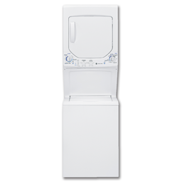 """Picture of GE® 24"""" ELECTRIC SPACEMAKER WASHER/DRYER - WHITE"""