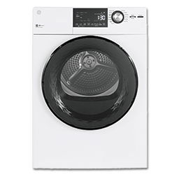 "Picture of GE® 24"" COMPACT FRONT LOAD DRYER - WHITE"