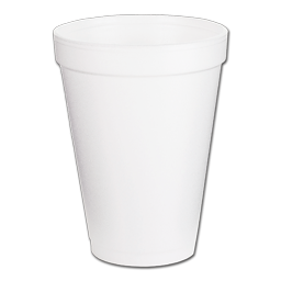 Picture of 12 OZ FOAM CUP- CASE OF 1000