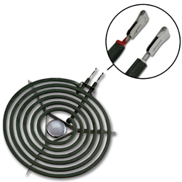 "Picture of 6"" PLUG-IN BURNER ELEMENT FOR GE® WB30X218"