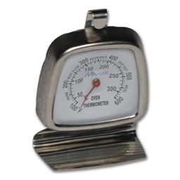 Picture of DIAL OVEN THERMOMETER - 100° - 600° F
