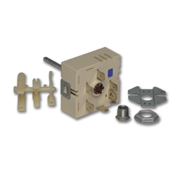 Picture of PUSH-TO-TURN BURNER SWITCH