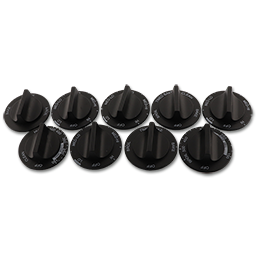 Picture of OVEN KNOB KIT FOR WHIRLPOOL® 814362