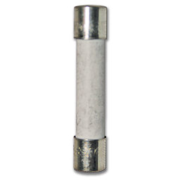 Picture of CERAMIC MICROWAVE FUSE - 15A 250V