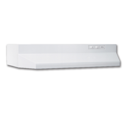 "Picture of BROAN® 30"" DUCTED RANGEHOOD - WHITE"