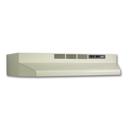 "Picture of BROAN® 30"" DUCTLESS RANGEHOOD - BISQUE"
