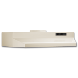 "Picture of BROAN® 30"" ROUND DUCTED RANGEHOOD - ALMOND"