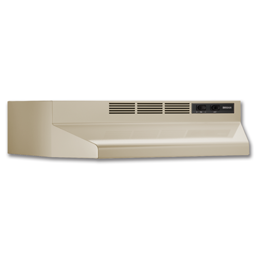"Picture of BROAN® 24"" DUCTLESS RANGEHOOD - ALMOND"